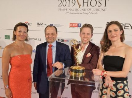 International Emmy Awards: Frauen-Power und Networking in Wien