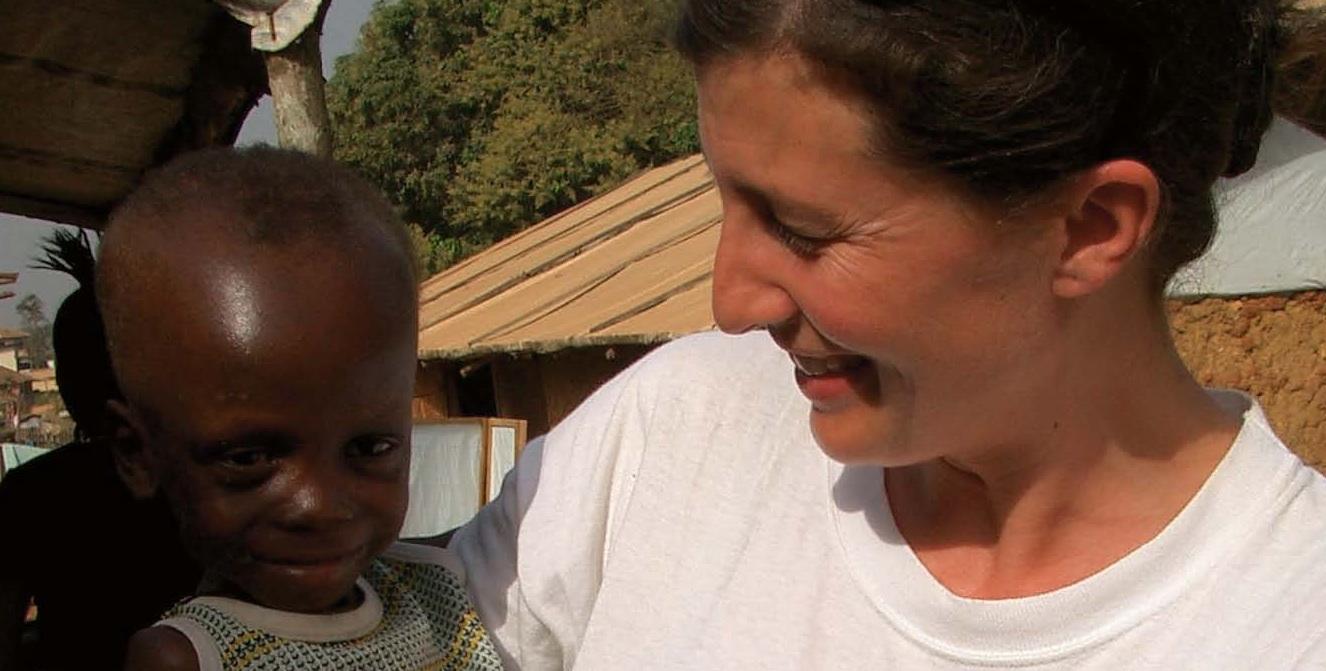 Dr. Doris Burtscher, Ärzte ohne Grenzen - burtscher